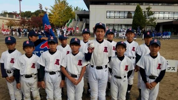 【学童】10月度コーチ賞