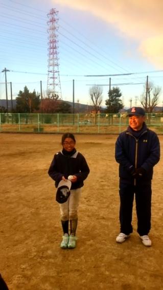 【学童】1月度コーチ賞